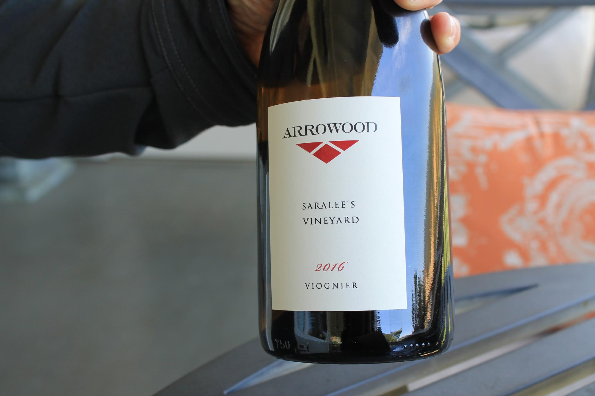 White Wines - Arrowood Viognier